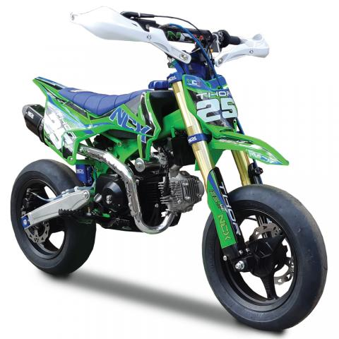 NCX THOR 125 12/12 SUPERMOTARD 4 MARCE