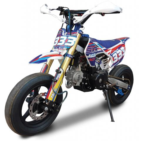 NCX SXR 125 12/12 GOLD SUPERMOTARD 4 MARCE