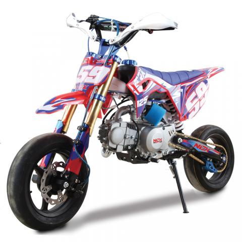 NCX CRX 125 12/12 GOLD SUPERMOTARD 4 MARCE