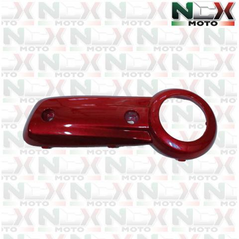 PROTEZIONE FORCELLONE SX NCX LUCKY X5 ROSSO