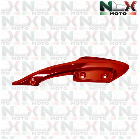 COVER PORTAPACCHI SX NCX LUCKY X5 ROSSO