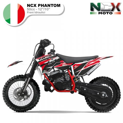 KIT GRAFICHE - PHANTOM MX COMPETITION
