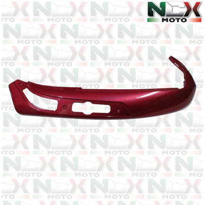 SOTTOPEDANA SINISTRA NCX LUCKY X5 ROSSO