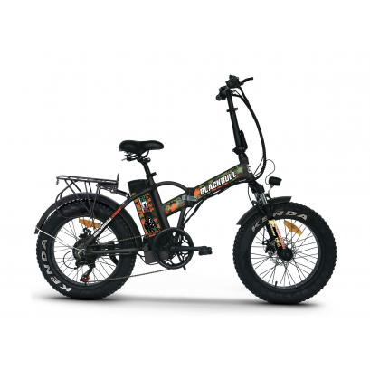 NCX BLACKBULL FATBIKE